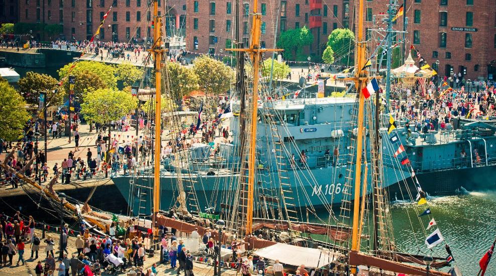 festival de navigation Ostende