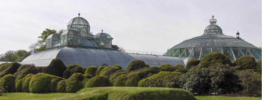 SERRES royales Laeken voyages remi