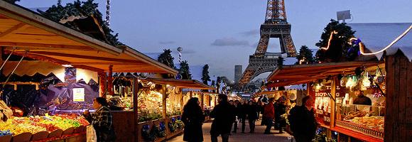 Paris tour de ville voyages remi - Marche de noel de paris ...