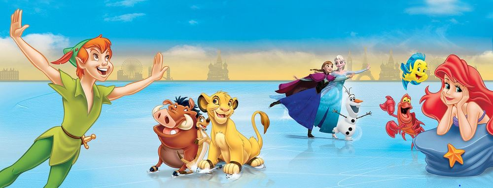 disney on ice le voyage imaginaire