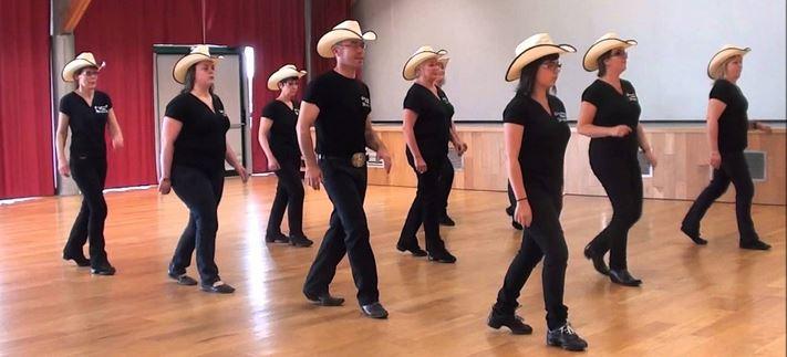 LINE dance-voyagesremi