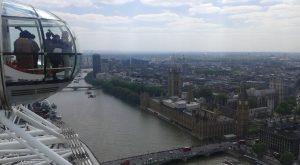 lONDON EYE VOYAGES REMI