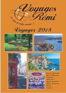 Brochure Eté 2018-Voyages rémi
