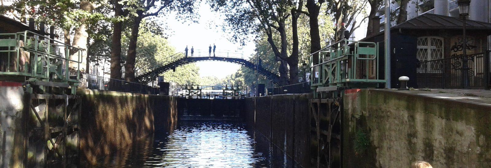 Croisière Canal Saint Martin