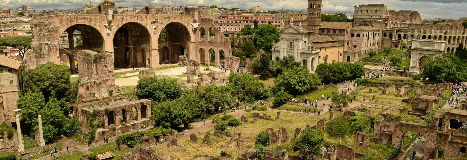 City trip à Rome