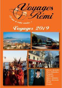 Eté 2019 - Voyages Rémi