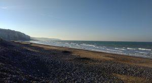Dieppe côte Albâtre